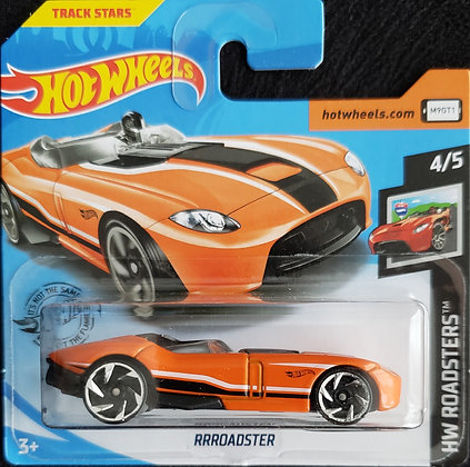 Hot Wheels Roadsters - Rrroadster