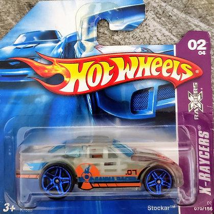 Hot Wheels X-Raycers - Stockar
