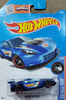 Hot Wheels Race Team - Corvette C7.R