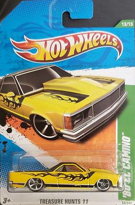 *T-HUNT* Hot Wheels Treasure Hunts - '80 El Camino