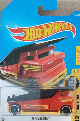 Hot Wheels Experimotors - The Embosser