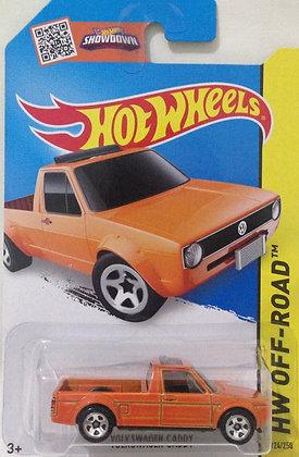 Hot Wheels Off-Road - Volkswagen Caddy