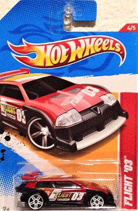 Hot Wheels Thrill Racers - Flight '03