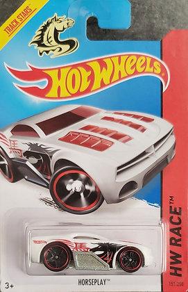Hot Wheels Race - Horseplay