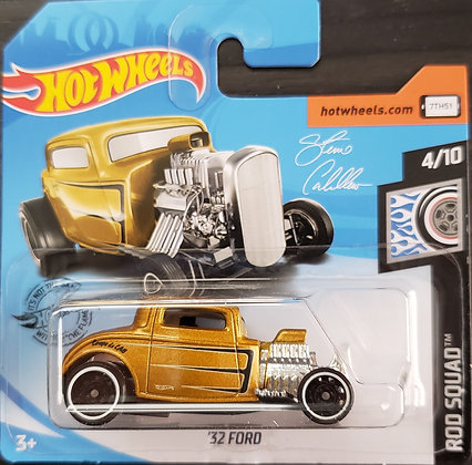 Hot Wheels Rod Squad - '32 Ford
