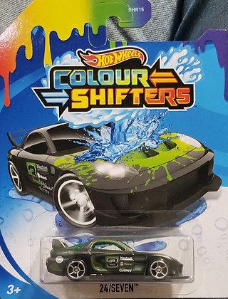 Hot Wheels Colour Shifters - 24/Seven