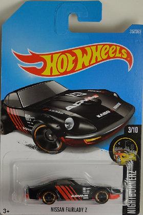Hot Wheels Nightburnerz - Nissan Fairlady Z