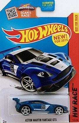 Hot Wheels Race - Aston Martin Vantage GT3