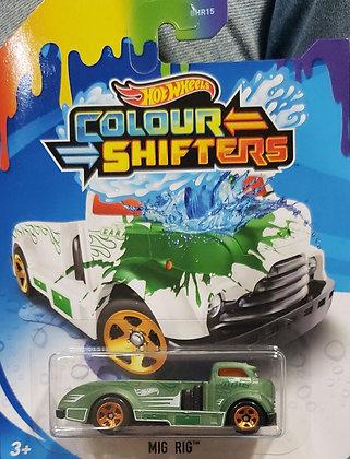 Hot Wheels Colour Shifters - Mig Rig