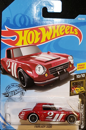 Hot Wheels Nightburnerz - Fairlady 2000