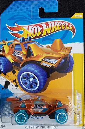 Hot Wheels Premiere - Quicksand