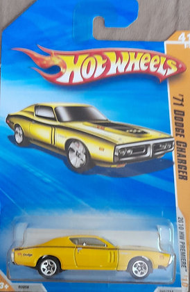Hot Wheels Premiere - '71 Dodge Charger