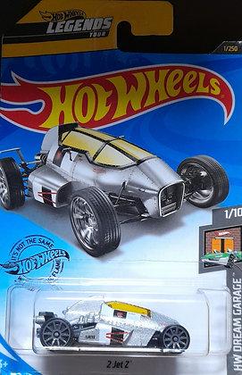 Hot Wheels Dream Garage - 2 Jet Z