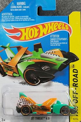 *T-Hunt* Hot Wheels Off-Road - Jet Threat 4.0