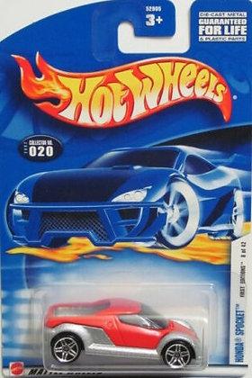 Hot Wheels First Editions - Honda Spocket