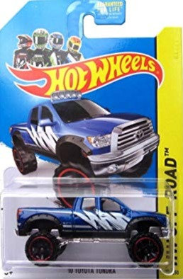 Hot Wheels Off-Road - '10 Toyota Tundra