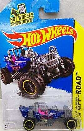 Hot Wheels Off-Road - Mountain Mauler