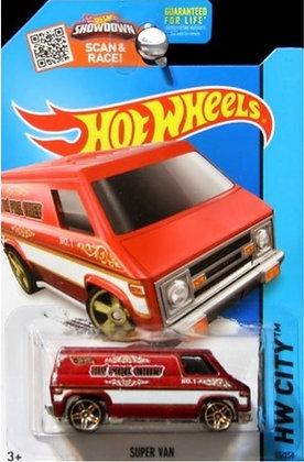 Hot Wheels City - Super Van