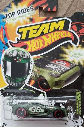 Hot Wheels Team Hot Wheels - Scorcher