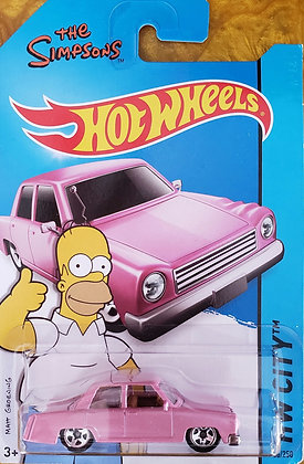 Hot Wheels City - The Simpsons