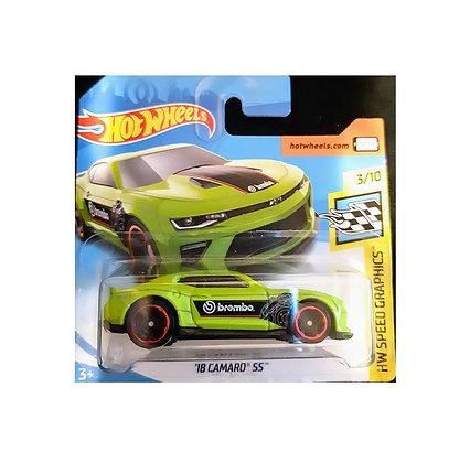 Hot Wheels Speed Graphics - '18 Camaro SS
