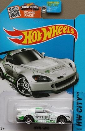 Hot Wheels City - Honda S2000