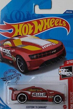 Hot Wheels Rescue - Custom '11 Camaro