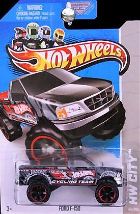 Hot Wheels City - Ford F-150
