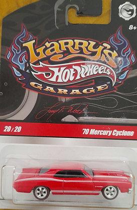 Hot Wheels Larry's Garage - '70 Mercury Cyclone