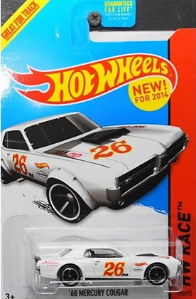 Hot Wheels Race - '68 Mercury Cougar