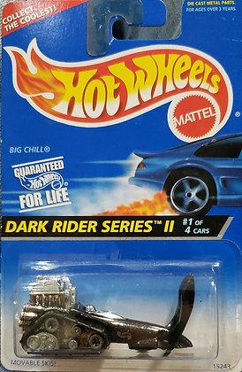 Hot Wheels Dark Rider - Big Chill