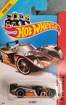 Hot Wheels Race - 24 Ours