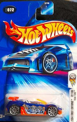 Hot Wheels First Editions - Trak-Tune