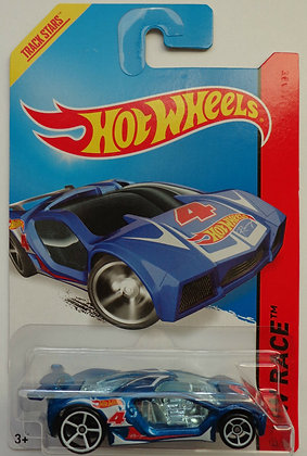 Hot Wheels Race - Impavido 1