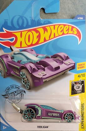 Hot Wheels Experimotors - Tooligan