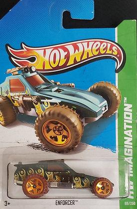 Hot Wheels Imagination - Enforcer