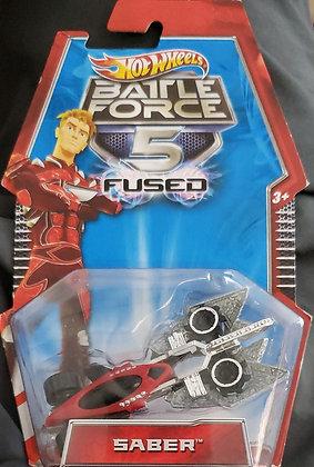 Hot Wheels Battle Force 5 - Saber