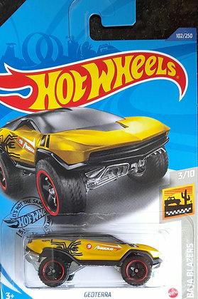 Hot Wheels Baja Blazers - Geoterra