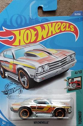 Hot Wheels Tooned - '69 Chevelle