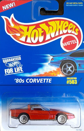 Hot Wheels Stars - '80s Corvette