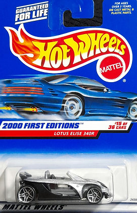 Hot Wheels First Editions - Lotus Elise 340R