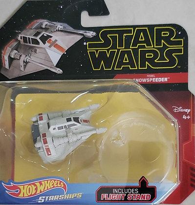 Hot Wheels Star Wars - Starships Rebel Snowspeeder