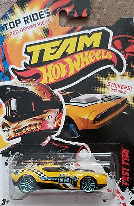 Hot Wheels Team Hot Wheels - Fast Fish