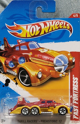 Hot Wheels Thrill Racers - Fast Fortress