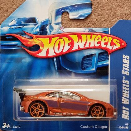 Hot Wheels Stars - Custom Cougar