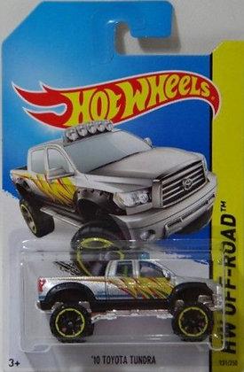 Hot Wheels Off-Road - '10 Toyota Tundra