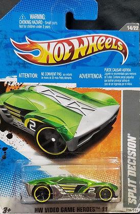 Hot Wheels Video Game Heroes - Split Decision