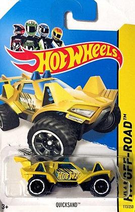 Hot Wheels Off-Road - Quicksand