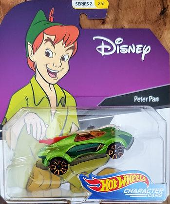 Hot Wheels Character Cars - Disney Peter Pan
