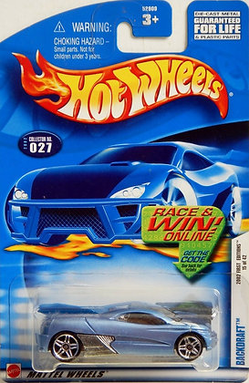 Hot Wheels First Editions - Backdraft